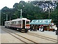 SC4384 : Manx Electric Railway Car 6 at Laxey station by Graham Hogg