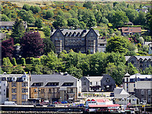 NN1073 : Fort William, The Highland Hotel by David Dixon