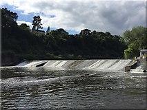 ST1380 : Radyr Weir by Alan Hughes