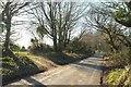 SX0982 : Lanteglos Road by Derek Harper