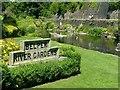 SK3448 : Belper River Gardens by Alan Murray-Rust