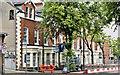 J3372 : Nos 101-111 Botanic Avenue, Belfast (July 2017) by Albert Bridge