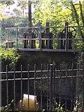 ST1380 : Sluice Gate by Alan Hughes