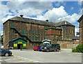 SK3447 : Unity Mill, Belper by Alan Murray-Rust