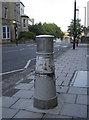 ST5873 : An old street vent by Neil Owen
