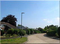 TQ2115 : Squire Way, Henfield by Simon Carey