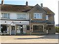TL4069 : Shops at Berrycroft by M J Richardson