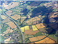 SP8729 : Stoke Hammond and the A4146 by M J Richardson