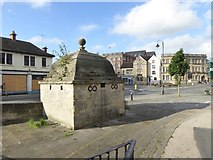 ST8558 : The Blind House, Trowbridge by David Smith