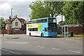SP2777 : Bus terminus, Tile Hill by Stephen McKay