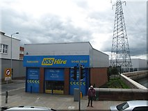 J3674 : HSS Tool Hire Shop in East Belfast by Eric Jones