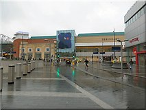 SP0786 : Bull Ring Shopping Centre by Gerald England