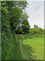 TL4650 : Footpath to Rectory Farm by John Sutton