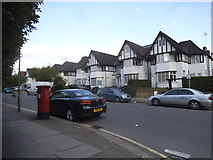 TQ2387 : Highfield Avenue, Brent by David Howard
