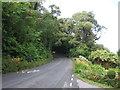 SW6920 : Bochym Hill (A3083) by JThomas