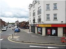 J3674 : Ravenscroft Avenue, off Upper Newtownards Road, Belfast by Eric Jones