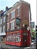 TQ3081 : The Dolphin Tavern, Red Lion Street, WC1 by Mike Quinn