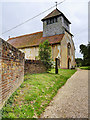 SU3226 : Mottisfont, St Andrew's Church by David Dixon