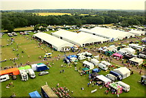 SJ7177 : The Royal Cheshire County Show 2017 by Jeff Buck