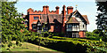 SO8698 : Wightwick Manor by Philip Pankhurst
