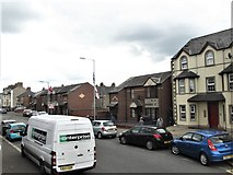 J3674 : Ravenscroft Avenue off Upper Newtownards Road by Eric Jones
