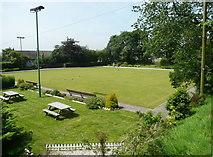 SE0028 : Bowling Green, Chiserley by Humphrey Bolton