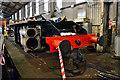 SO7192 : Peep Behind the Scenes - Bridgnorth locomotive works by Philip Pankhurst