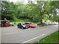 ST6867 : Car park at Saltford by David Smith