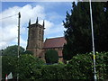 SO8456 : St Stephen's church, Barbourne, Worcester by JThomas