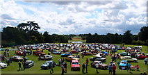 SP6737 : Stowe and the Festival of the Unexceptional by Michael Trolove