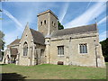 TL0258 : Bletsoe, St Mary by Dave Kelly