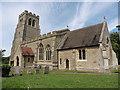 TL0858 : Bolnhurst, St Dunstan by Dave Kelly