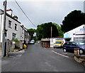 SO2613 : Up Church Lane, Govilon by Jaggery
