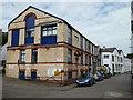 SS4426 : Former collar factory - Bideford by Chris Allen