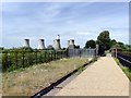 SK8379 : A walk around Cottam power stations (8) by Graham Hogg
