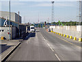J3475 : Port of Belfast, Dufferin Road by David Dixon
