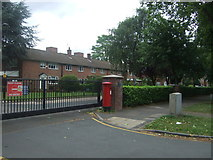 SP0683 : Gated community off Pershore Road by JThomas