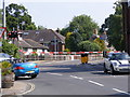 SU3002 : Brockenhurst Crossing by Gordon Griffiths
