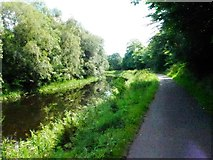 NS5568 : The Forth & Clyde Canal by Gordon Brown