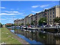NS5866 : Speirs Wharf, Forth & Clyde canal by Gordon Brown