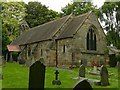 SK4140 : Church of St Andrew, Stanley by Alan Murray-Rust