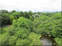 X3398 : The River Tay seen from Durrow viaduct by Jonathan Thacker