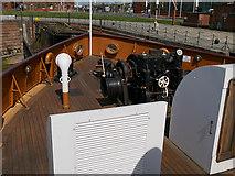 J3575 : SS Nomadic Forecastle by David Dixon