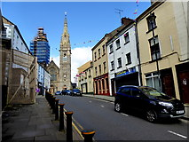 H4472 : Georges Street, Omagh by Kenneth  Allen