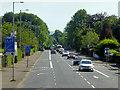 J3378 : Antrim Road, Belfast by David Dixon