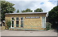 TQ2591 : Friends Meeting House, North Finchley by Jim Osley