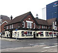 SU4519 : Wagon Works pub, Eastleigh by Jaggery