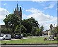 ST6979 : Westerleigh War Memorial by Jaggery
