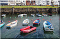C8540 : Boats, Portrush harbour by Rossographer
