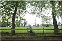 SJ7886 : St Ambrose Sports Fields by Anthony O'Neil